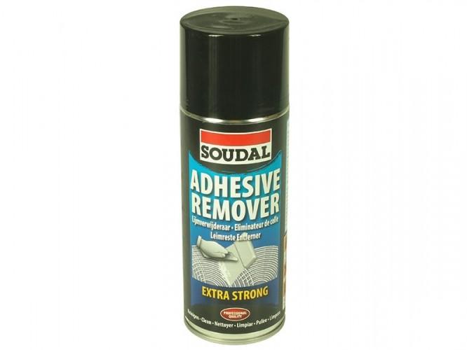اسپری پاک کننده چسب سودال SOUDAL ADHESIVE REMOVER