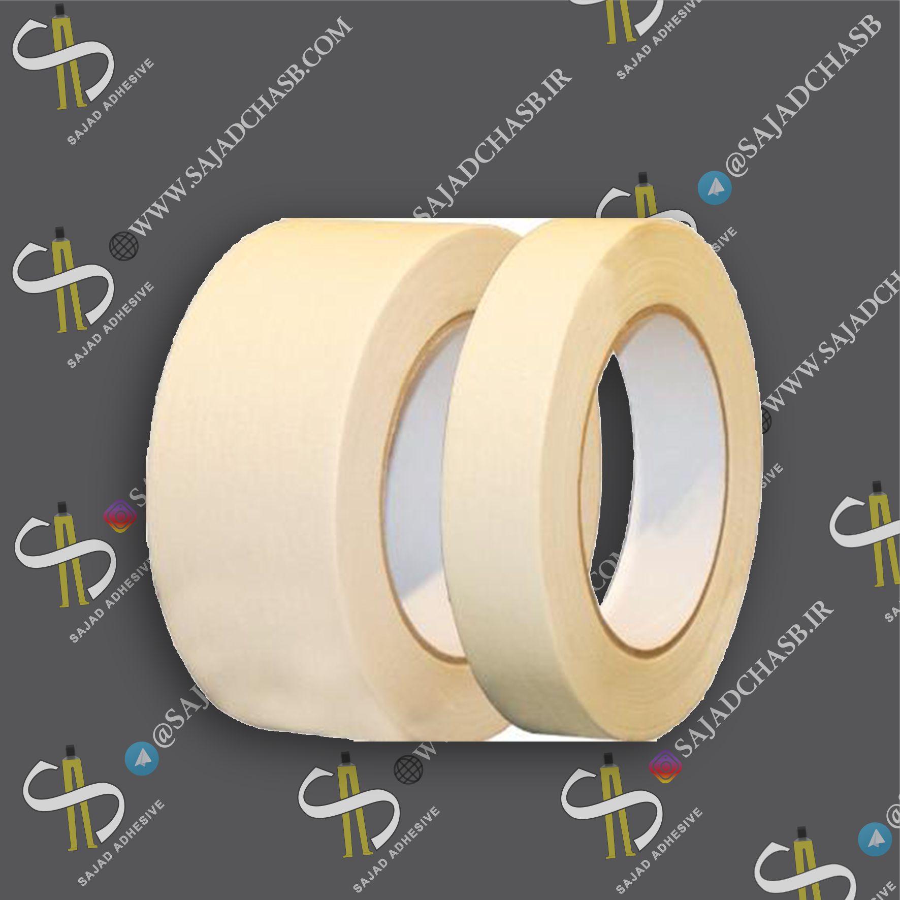چسب های کاغذی Masking Tape