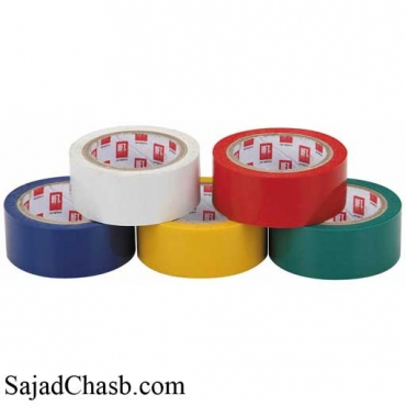 چسب های نواری رنگی COLORS TAPE