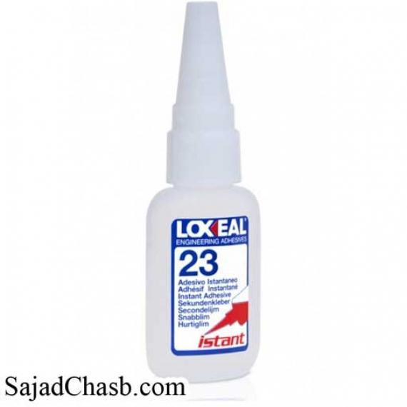 چسب قطره ای LOXEAL 23