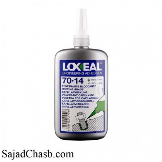 چسب قفل و رزوه LOXEAL70-14