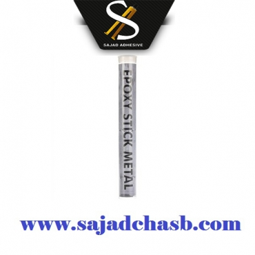قلم تعمیراتی اپوکسی ZETTEX Epoxy Stick Metal
