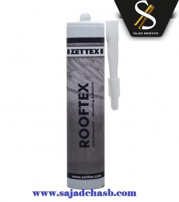 چسب درزگیر بام ZETTEX ROOFTEX