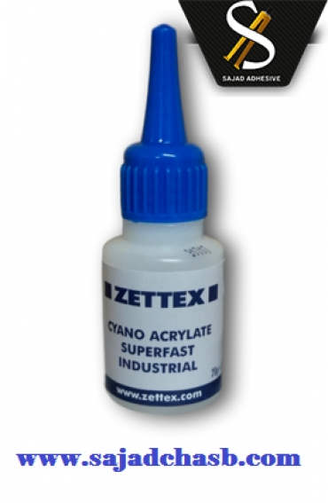 چسب قطره ای ZETTEX SUPER GLUE