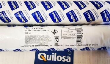 چسب پلی اورتان سفید رنگ QUILOSA