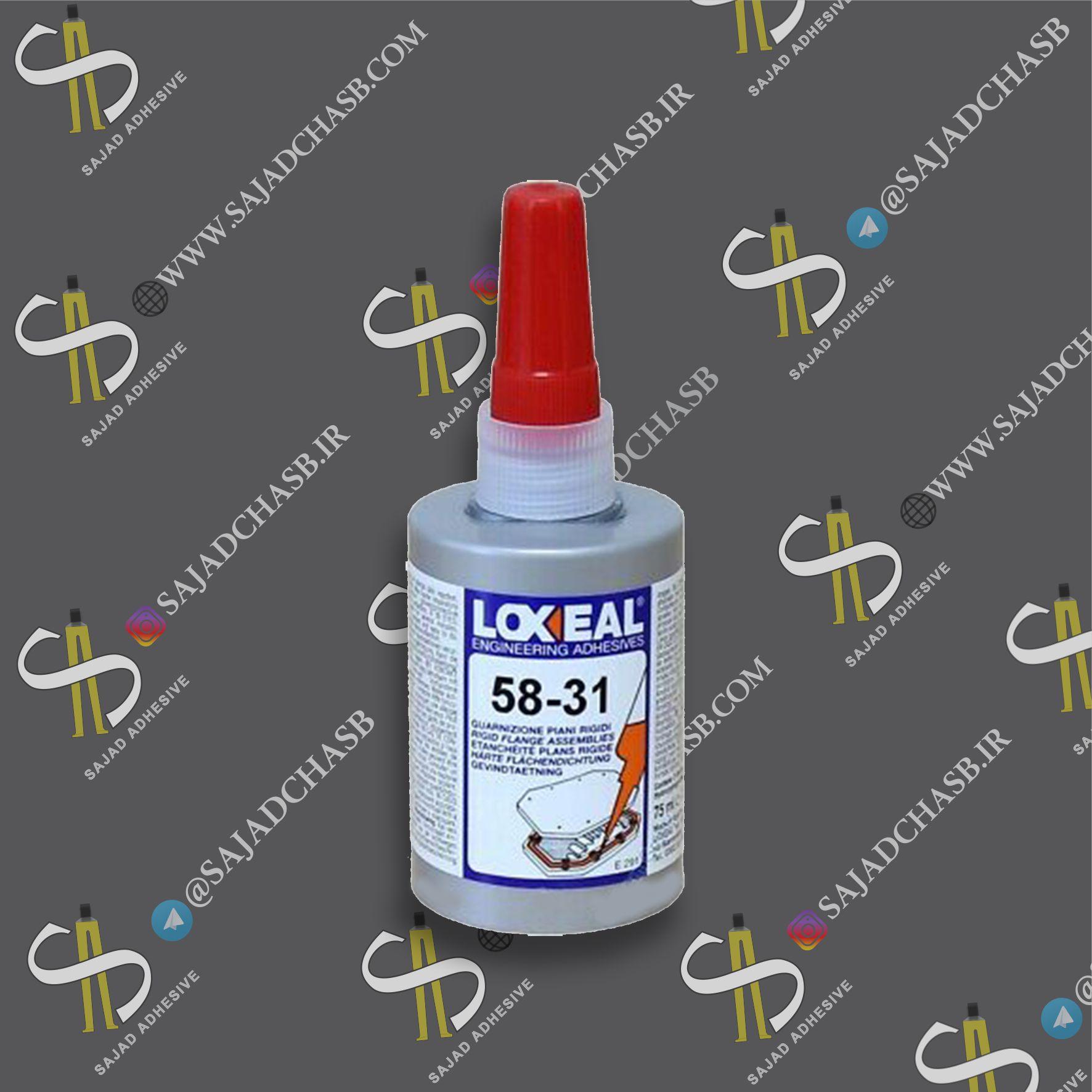 چسب واشرساز LOXEAL 5831