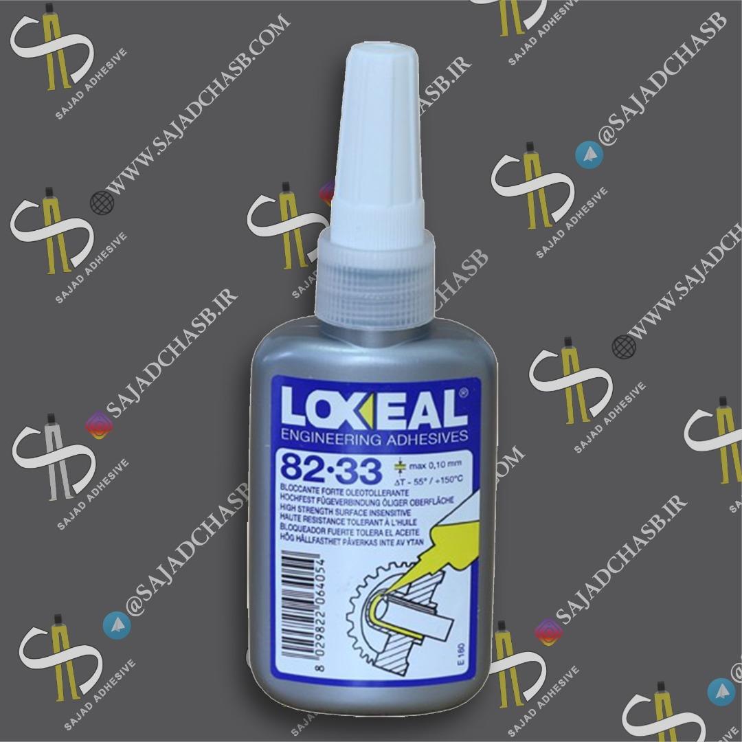 چسب نگهدارنده LOXEAL 8233