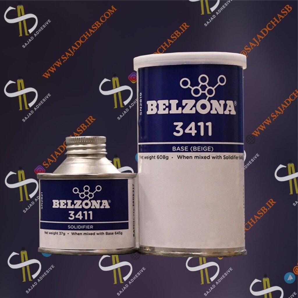 چسب بلزونا 3411 BELZONA