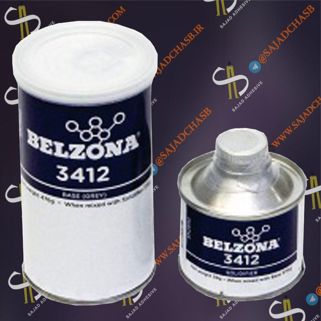 چسب بلزونا 3412 BELZONA